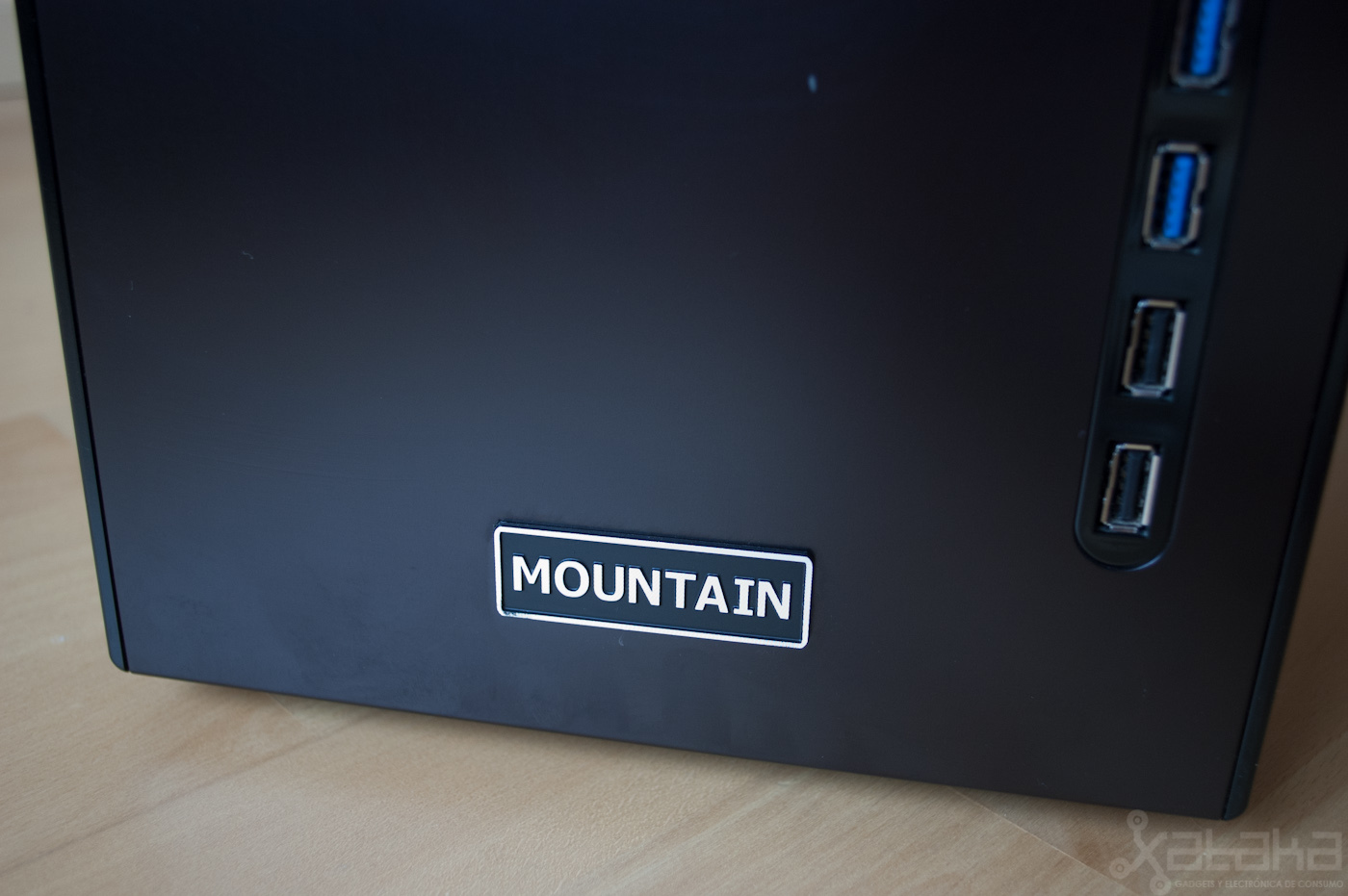 Mountain Performance i7-Ivy, análisis