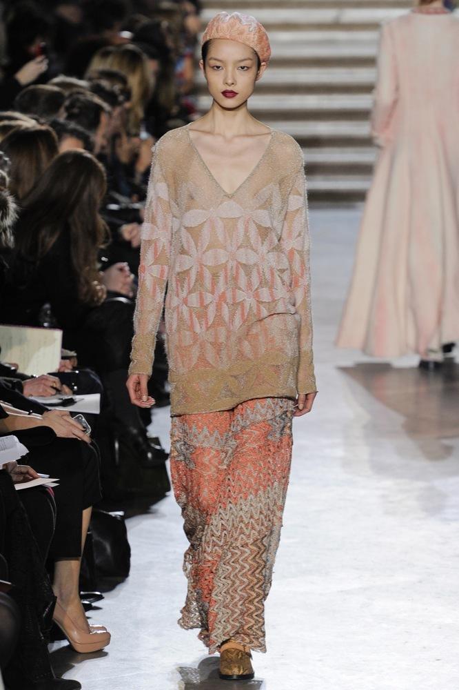 Foto de Missoni en la Semana de la Moda de Milán Otoño-Invierno 2011/2012: color boho chic (9/33)