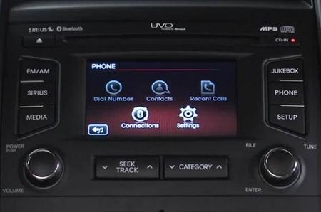 Sistema de control del teléfono