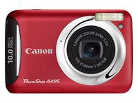 Nuevas compactas Canon Powershot: A3000 IS, A3100 IS, A490 y A495