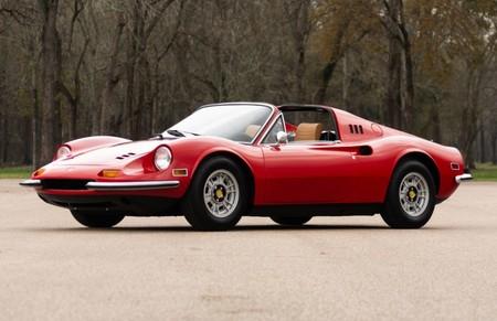 El proyecto del Ferrari Dino podría haber sido cancelado