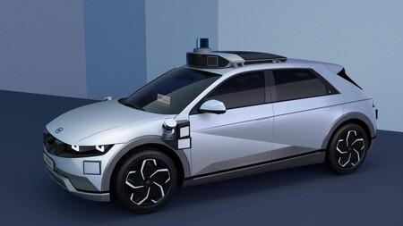 Hyundai IONIQ 5 Robotaxi: El vehículo autónomo de aplicación, comenzará a rodar en el 2023