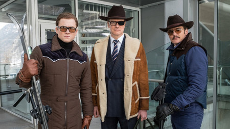 Kingsman The Golden Circle2