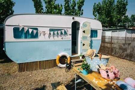 Camping Miramar Caravanas Vintage 6