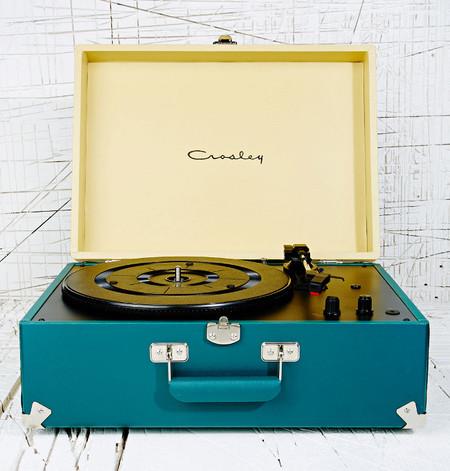 crosley tocadiscos vintage