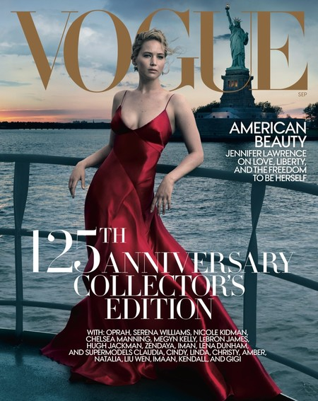 Jennifer Lawrence Vogue Us September 2017 Cover1