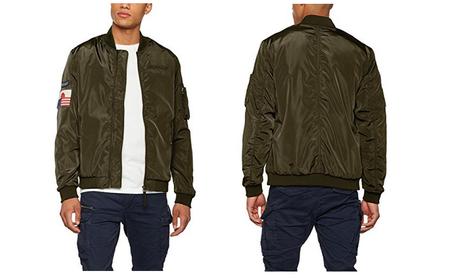 Otoño is coming: esta chaqueta Jack & Jones Jorpowell en verde cuesta sólo 19,50 euros en Amazon