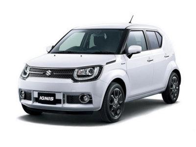 Otro antiguo nombre que se recupera, el Suzuki Ignis