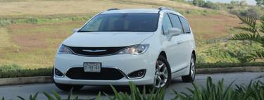 Chrysler Pacifica Limited, a prueba: La idea original, reinventada