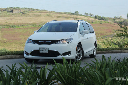 Chrysler Pacifica Limited, a prueba: La idea original, reinventada