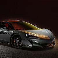 El McLaren 600LT pesa lo mismo que un Golf y tiene 600 hp listos para pista