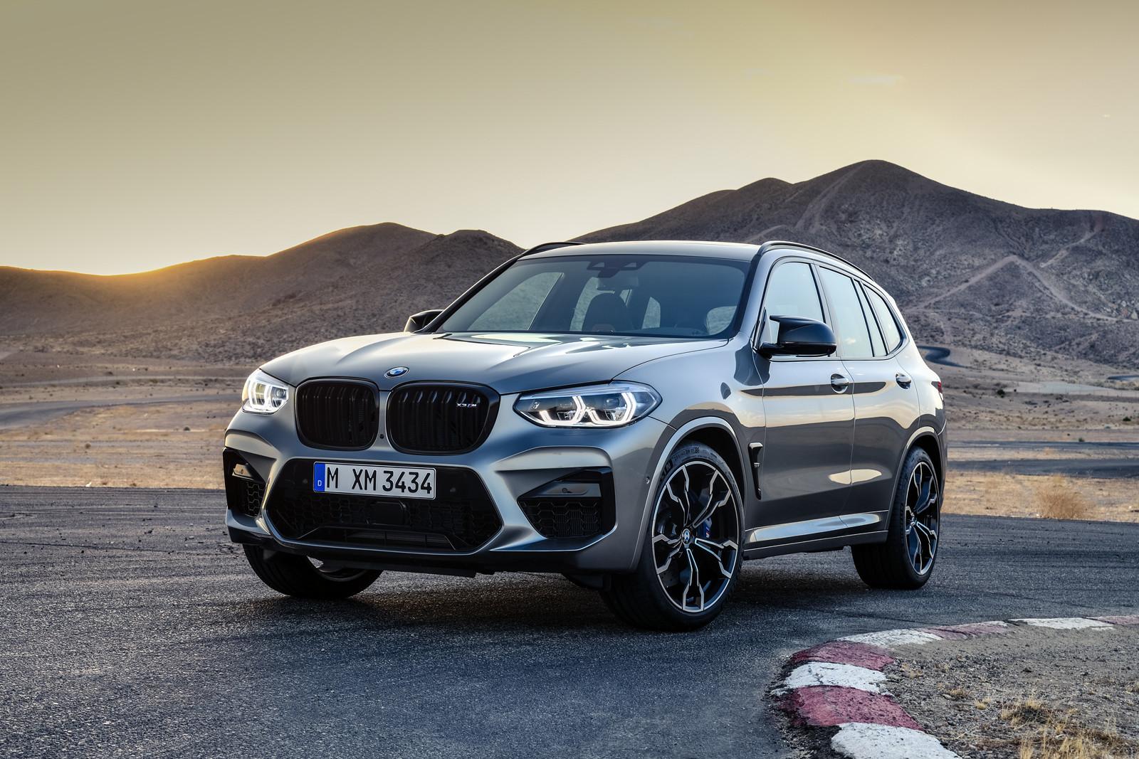 Foto de BMW X3 M 2020 (Presentación) (69/80)