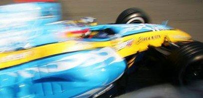 Alonso con la moral alta