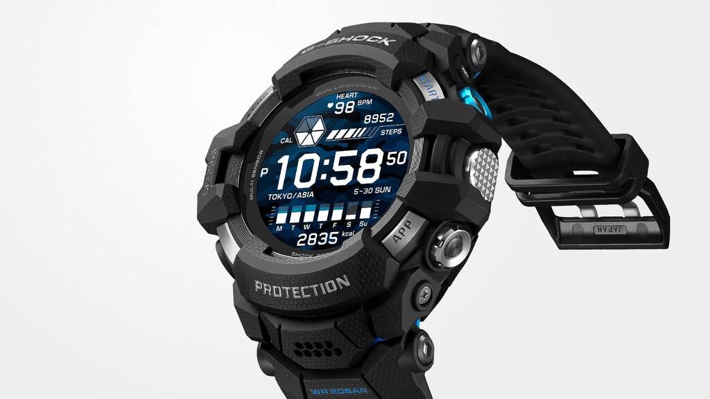Casio G-Squad Pro características precio ficha técnica