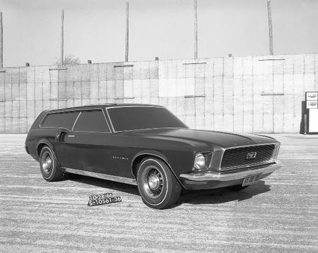 Los Mustang que nunca se construyeron