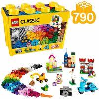 Oferta del día en el set Lego Classic de 790 piezas: hasta medianoche cuesta 35,95 euros con envío gratis