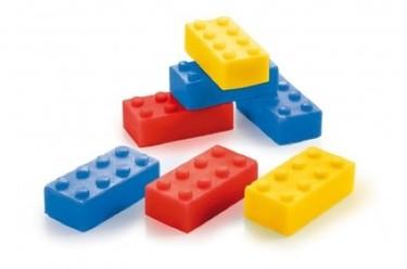 La adivinanza decorativa del viernes: lego