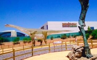 Visita a Dinópolis en Teruel, tierra de dinosaurios