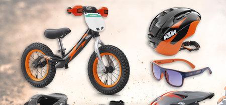 Los Reyes Magos se pueden marcar un puntazo esta Navidad con el catálogo KTM PowerWear