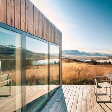 Nueve joyas arquitectónicas peculiares en las que puedes pasar tus próximas vacaciones