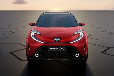 Toyota Aygo X Prologue Camaras