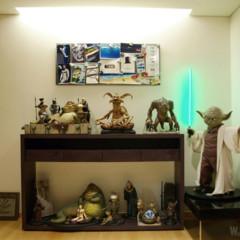 Foto 10 de 14 de la galería la-casa-de-un-fan-de-star-wars-con-gusto en Decoesfera