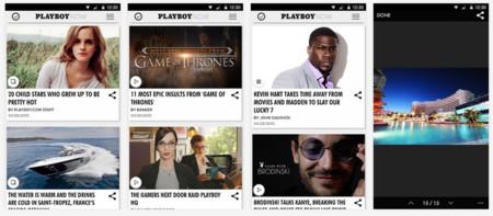 Playboy Now App