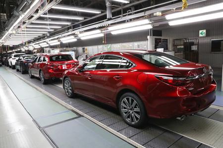 Mazda ya ha superado los 50 millones de vehículos fabricados de manera local, en Japón