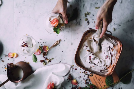 Cinco recetas de helados dulces y salados para dar un toque original y veraniego a tus platos