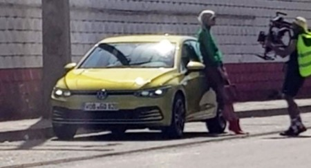Volkswagen Golf 2020 Espia 8