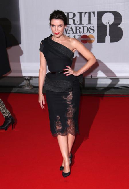 Dannii Minogue Brit Awards 2014