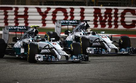 Mercedes quiere más ventaja para el Gran Premio de España
