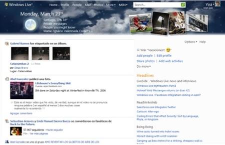 A partir de abril Facebook se integrará con Windows Live Profile