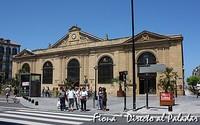 Mercado de La Bretxa, en San Sebastián-Donostia