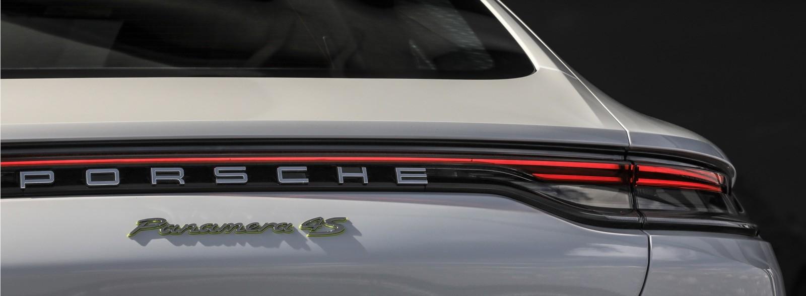 Foto de Porsche Panamera 2021 (23/57)