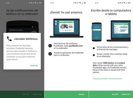 Pushbullet App Android Notificaciones Pc Computadora Llamadas Mensajes