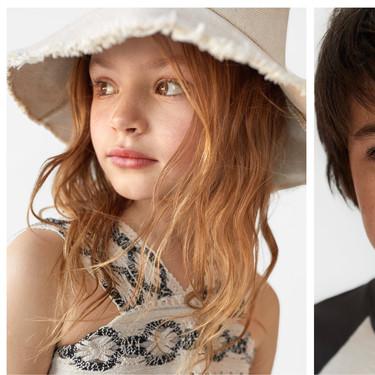 Zara, Mango y H&M tiene las rebajas perfectas para renovar el armario de nuestros hijos