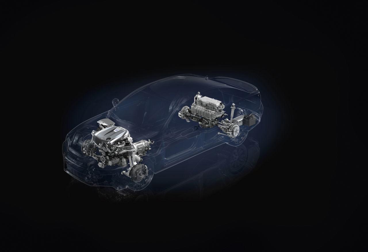Foto de Lexus GS 450h (2012) (45/62)