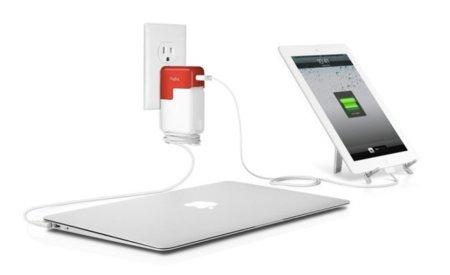 Un multicargador basado en el cargador de tu Mac