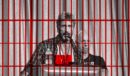 Detienen en España a John McAfee, tras una orden de los EE.UU. y acusarle de fraude fiscal