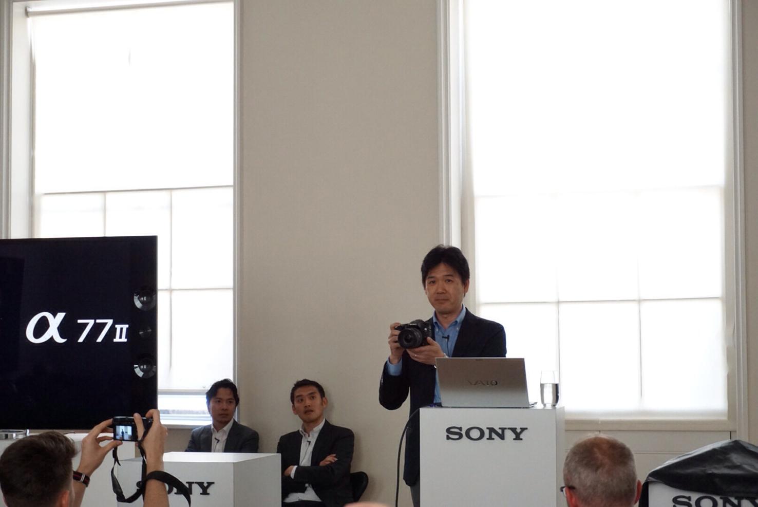 Foto de Sony A77 II (9/11)