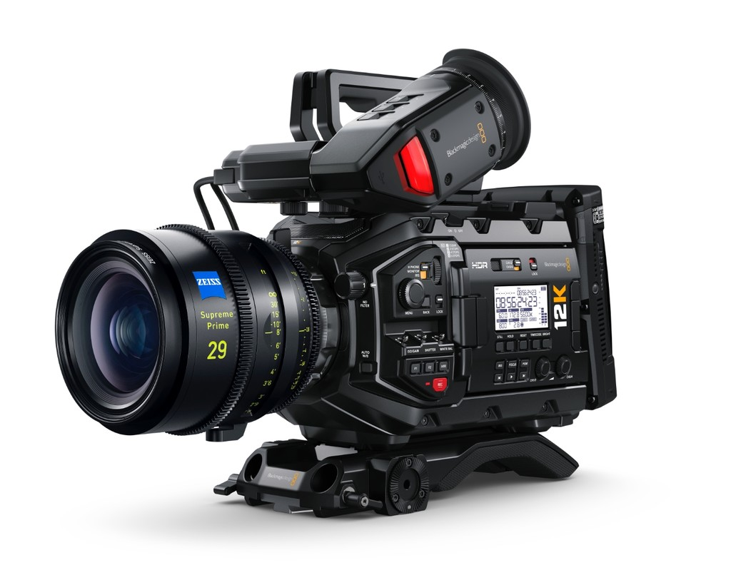 Llega la primera cámara de vídeo 12K: la Blackmagic y su nuevo sensor de 80 megapíxeles costarán 9.995 dólares