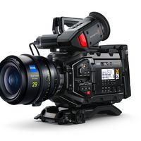 Llega la primera cámara de vídeo 12K: la Blackmagic y su nuevo sensor de 80 megapíxeles costarán 9.925 euros