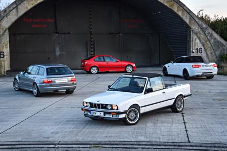 BMW M3 prototipos