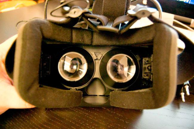 Oculus Inside
