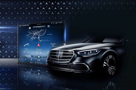 Mercedes Benz Clase S 2021