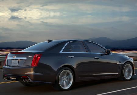Cadillac Cts V 3