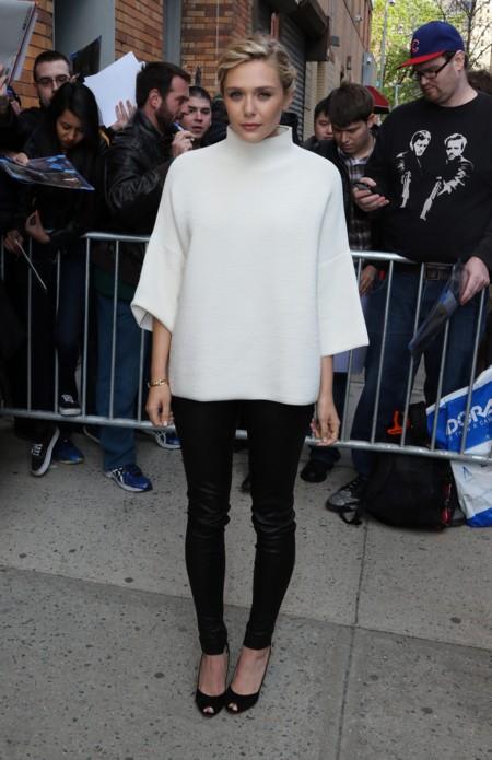 Elizabeth Olsen Estilo Alfombra Roja Look Celebrity 5