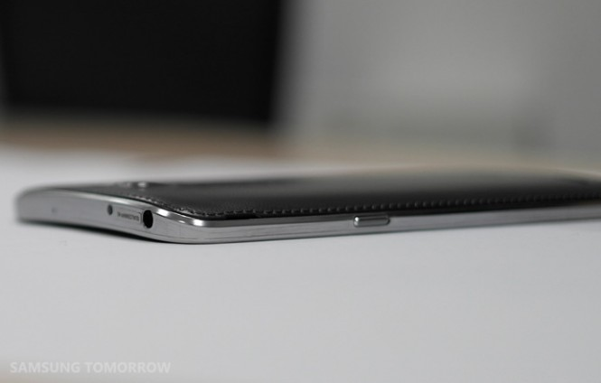 Foto de Samsung Galaxy Round (1/5)