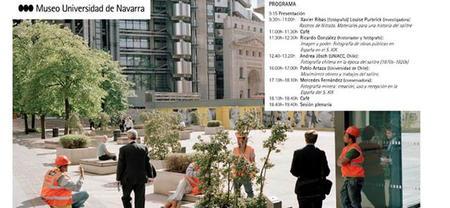 Seminario sobre fotografía obrera en el Museo Universidad de Navarra